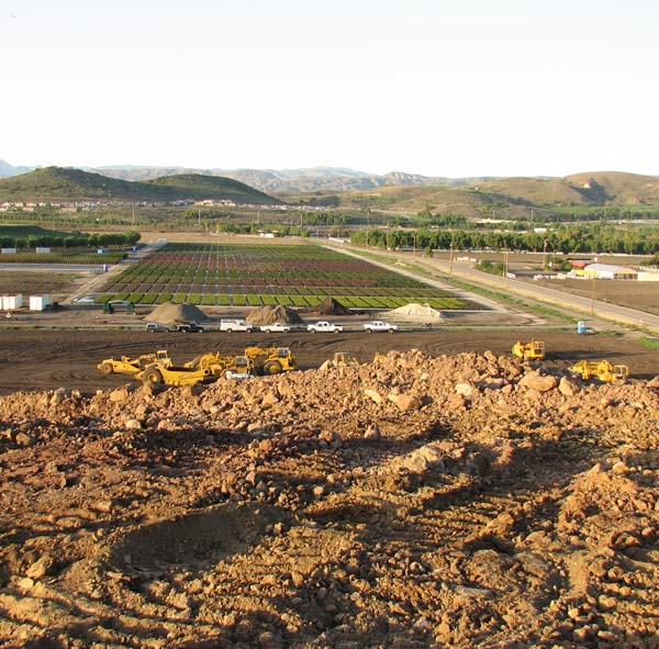 Ventura County Excavating & Grading Services